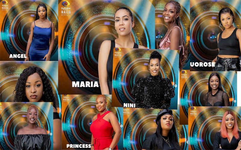 2021 BBN female housemates you need to know