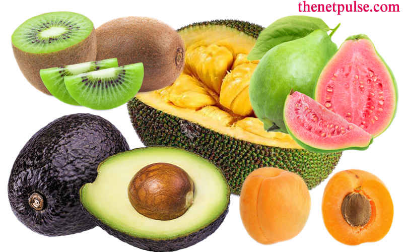 Fruits rich in protein